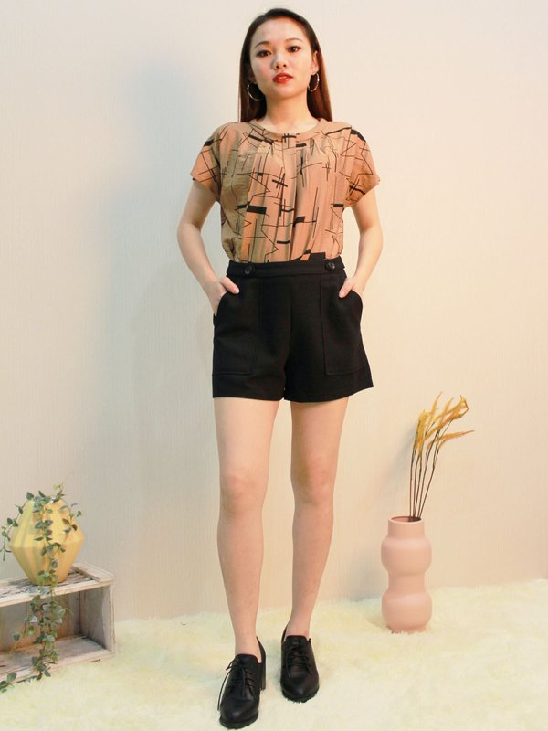 ABSTRACT LINE TOP (COCO)
