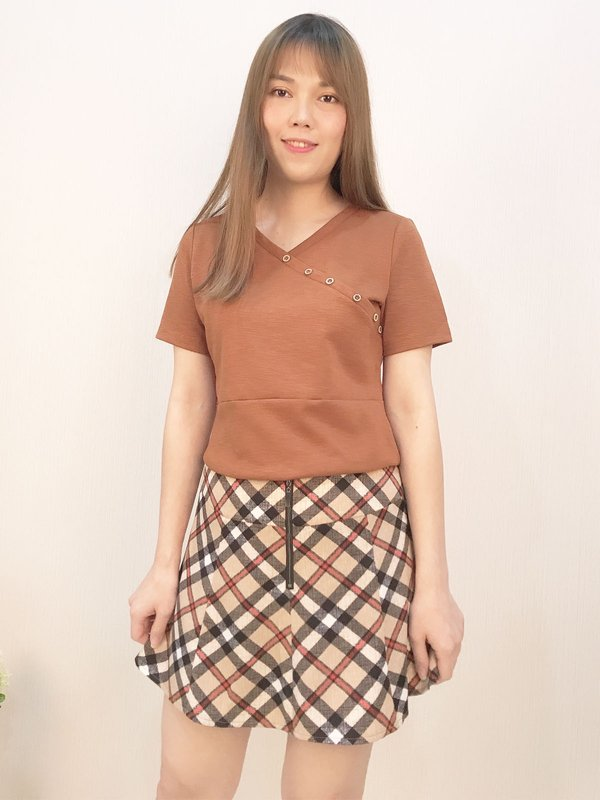VINTAGE SKIRT (COCO)