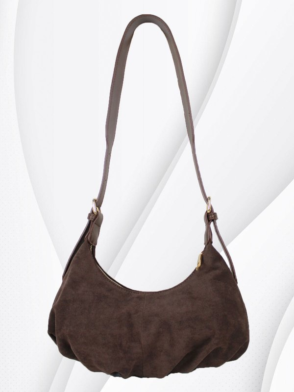 LOWEL MINI BAG (BROWN)