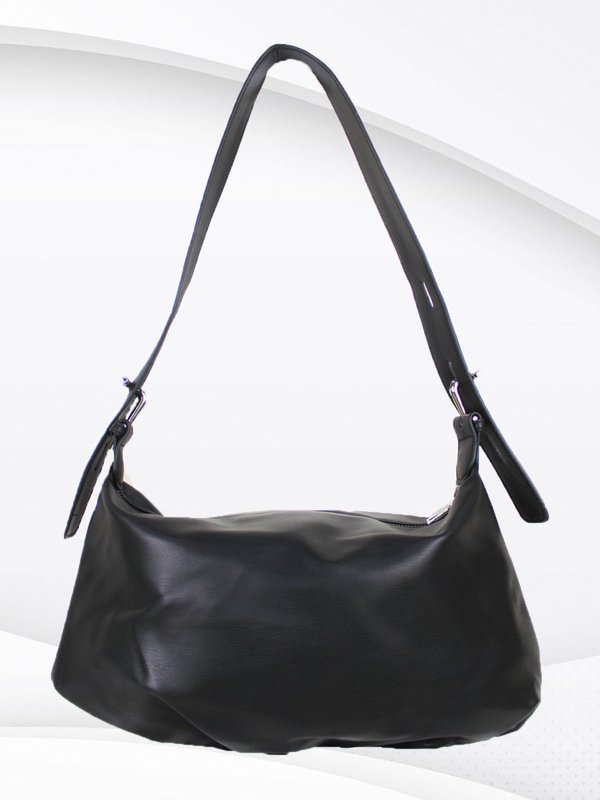 FROWNY BAG (BLACK)