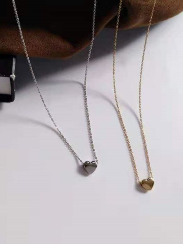 LOVE NECKLACE (SILVER / GOLD)